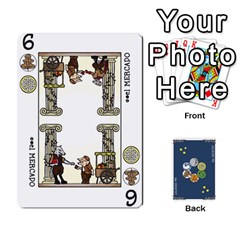 Decktet Español By Pixatintes   Playing Cards 54 Designs   B8h3t7caj6fh   Www Artscow Com Front - Heart3