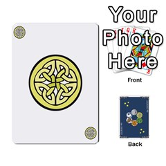 Decktet Español By Pixatintes   Playing Cards 54 Designs   B8h3t7caj6fh   Www Artscow Com Front - Heart8
