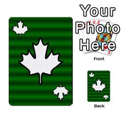 Wild Weather Card Game V2 By Craig Somerton   Multi Purpose Cards (rectangle)   Emf1jsbucg5m   Www Artscow Com Back 15