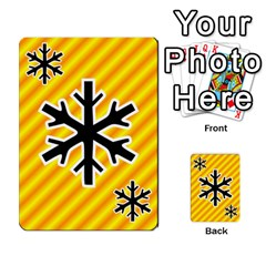 Wild Weather Card Game V2 By Craig Somerton   Multi Purpose Cards (rectangle)   Emf1jsbucg5m   Www Artscow Com Front 32