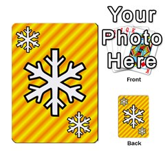 Wild Weather Card Game V2 By Craig Somerton   Multi Purpose Cards (rectangle)   Emf1jsbucg5m   Www Artscow Com Front 37