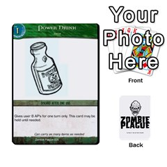 Zombieplaguebase By Michael   Playing Cards 54 Designs   Lhtg2qe9eriq   Www Artscow Com Front - Heart2