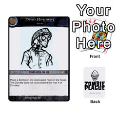 Zombieplaguebase By Michael   Playing Cards 54 Designs   Lhtg2qe9eriq   Www Artscow Com Front - Diamond10