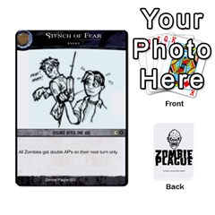 Zombieplaguebase By Michael   Playing Cards 54 Designs   Lhtg2qe9eriq   Www Artscow Com Front - Spade9