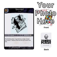 Zombieplaguebase By Michael   Playing Cards 54 Designs   Lhtg2qe9eriq   Www Artscow Com Front - Spade10