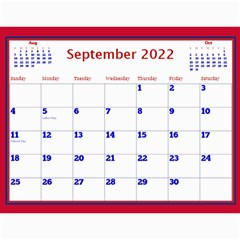 A Little Perfect Wall Calendar 11x8 5 By Deborah   Wall Calendar 11  X 8 5  (12 Months)   X6y2supgsz21   Www Artscow Com Sep 2017