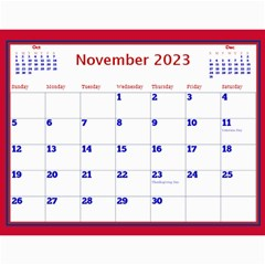 A Little Perfect Wall Calendar 11x8 5 By Deborah   Wall Calendar 11  X 8 5  (12 Months)   X6y2supgsz21   Www Artscow Com Nov 2017