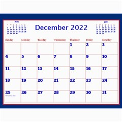 A Little Perfect Wall Calendar 11x8 5 By Deborah   Wall Calendar 11  X 8 5  (12 Months)   X6y2supgsz21   Www Artscow Com Dec 2017