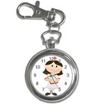 nurse watch key chain - Key Chain Watch