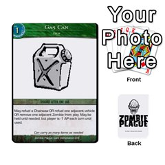 Ace Zombie Plague Card Compilation By Michael   Playing Cards 54 Designs   7t5fpo73e6bd   Www Artscow Com Front - SpadeA