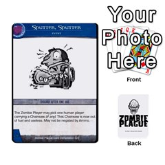 Zombie Plague Card Compilation By Michael   Playing Cards 54 Designs   7t5fpo73e6bd   Www Artscow Com Front - Heart8