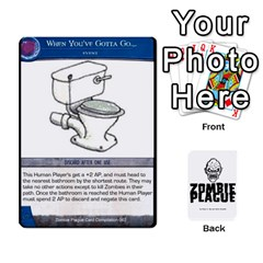 Zombie Plague Card Compilation By Michael   Playing Cards 54 Designs   7t5fpo73e6bd   Www Artscow Com Front - Diamond3