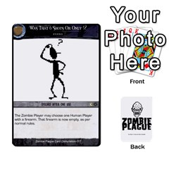 Zombie Plague Card Compilation By Michael   Playing Cards 54 Designs   7t5fpo73e6bd   Www Artscow Com Front - Diamond6