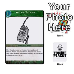 Zombie Plague Card Compilation By Michael   Playing Cards 54 Designs   7t5fpo73e6bd   Www Artscow Com Front - Diamond7