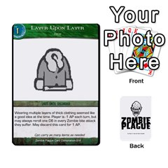Zombie Plague Card Compilation By Michael   Playing Cards 54 Designs   7t5fpo73e6bd   Www Artscow Com Front - Spade7