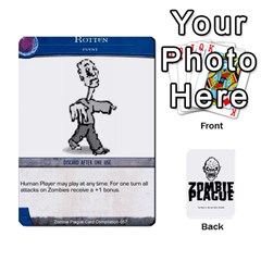 Zombie Plague Card Compilation By Michael   Playing Cards 54 Designs   7t5fpo73e6bd   Www Artscow Com Front - Joker1