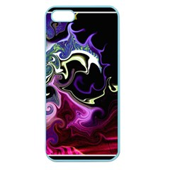 Da1 Apple Seamless Iphone 5 Case (color) by gunnsphotoartplus
