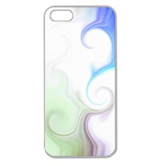 L33 Apple Seamless Iphone 5 Case (clear)