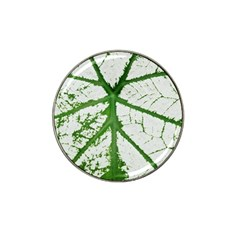 Leaf Patterns Golf Ball Marker 10 Pack (for Hat Clip) by natureinmalaysia
