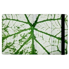 Leaf Patterns Apple Ipad 3/4 Flip Case by natureinmalaysia