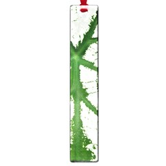 Leaf Patterns Large Bookmark by natureinmalaysia