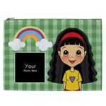 Black Hair bag - Cosmetic Bag (XXL)