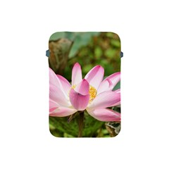 A Pink Lotus Apple Ipad Mini Protective Soft Case by natureinmalaysia