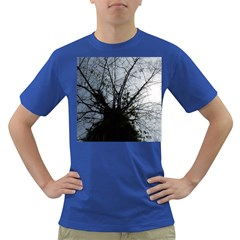 An Old Tree Mens' T Shirt (colored) by natureinmalaysia