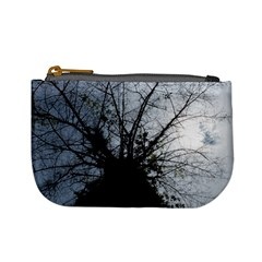An Old Tree Coin Change Purse by natureinmalaysia