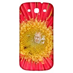 A Red Flower Samsung Galaxy S3 S Iii Classic Hardshell Back Case by natureinmalaysia