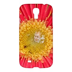 A Red Flower Samsung Galaxy S4 I9500 Hardshell Case by natureinmalaysia