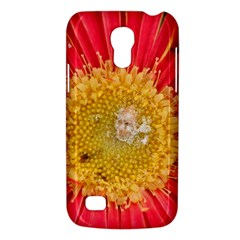 A Red Flower Samsung Galaxy S4 Mini Hardshell Case  by natureinmalaysia