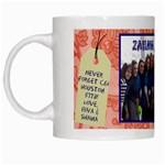 Zehava - White Mug