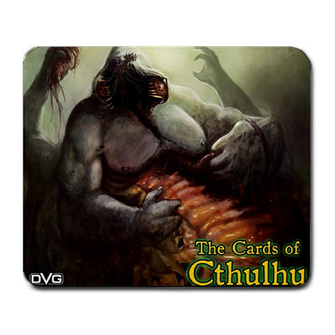 Dvg   The Cards Of Cthulhu   Arwassa Cult By Dan Verssen   Large Mousepad   06rtgkxibxm5   Www Artscow Com Front