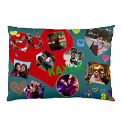 Double Sided Pillow Case 4 Kayla By Chani   Pillow Case (two Sides)   Lcbo30tgl5cn   Www Artscow Com Front