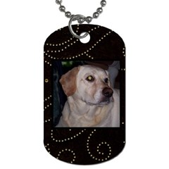 Mattietag By Chris Elliott   Dog Tag (two Sides)   Mmtpn1e87jek   Www Artscow Com Back