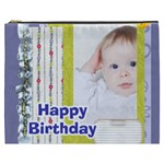 happy birthday - Cosmetic Bag (XXXL)