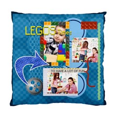 Kids Lego By Kids   Standard Cushion Case (two Sides)   48pmlezjftvl   Www Artscow Com Front