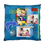 kids lego - Standard Cushion Case (Two Sides)