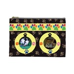 Kitty/Doggy large cosmetic bag - Cosmetic Bag (Large)