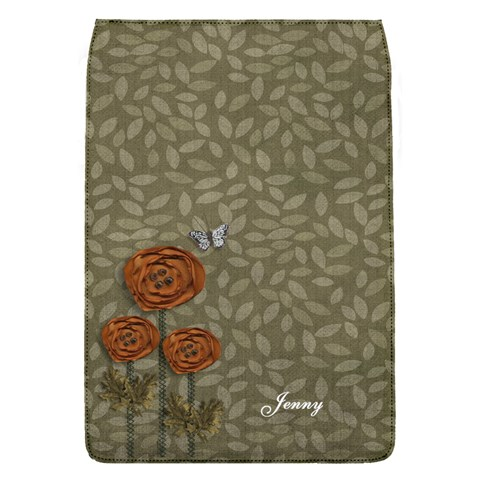 Removable Flap Cover (small)  Flowers By Jennyl   Removable Flap Cover (s)   Bv37g1tql20g   Www Artscow Com Front