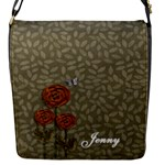 Removable Flap Cover (Small)- Flowers - Removable Flap Cover (S)