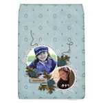 Removable Flap Cover (Large)- Cherished - Removable Flap Cover (L)