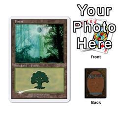 King Guru Lands By Fanatique   Playing Cards 54 Designs   Nv3aq49wqwlf   Www Artscow Com Front - SpadeK