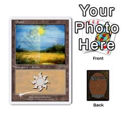 Guru Lands By Fanatique   Playing Cards 54 Designs   Nv3aq49wqwlf   Www Artscow Com Front - Club4