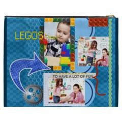 Kids By Kids   Cosmetic Bag (xxxl)   3eddeg2h8fzn   Www Artscow Com Back
