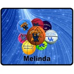melinda uk blanket - Fleece Blanket (Medium)