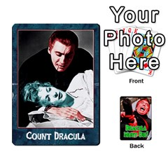 Dracula Must Die! By Mark Chaplin   Playing Cards 54 Designs   Ofnks71zr1cl   Www Artscow Com Front - Spade6