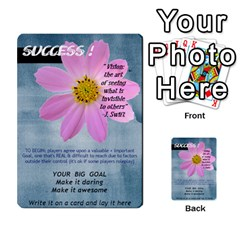 Fearless Journey Strategy Cards V1 1 Fr By Deborah   Multi Purpose Cards (rectangle)   1xwg7w2kkeqo   Www Artscow Com Front 1