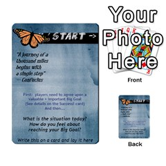 Fearless Journey Strategy Cards V1 1 Fr By Deborah   Multi Purpose Cards (rectangle)   1xwg7w2kkeqo   Www Artscow Com Front 54